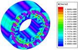 Motor Design Simulation Services